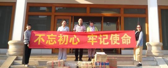 【不忘初心 牢记使命】湘潭市文联送文化入乡村正在进行时